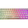teclado aton ii white